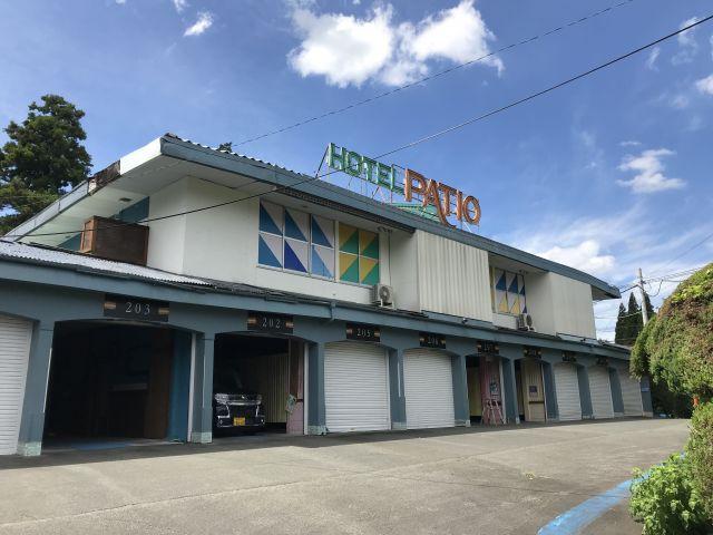 ホテル パティオ