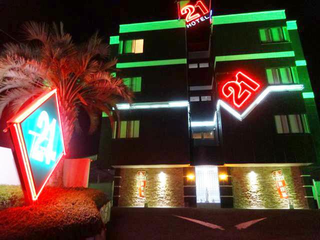 HOTEL  21 (ツーワン)
