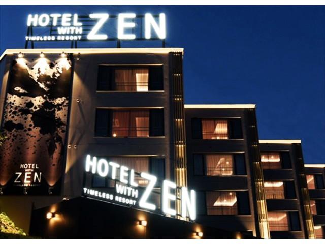 HOTEL  ZEN  (ホテル ゼン)
