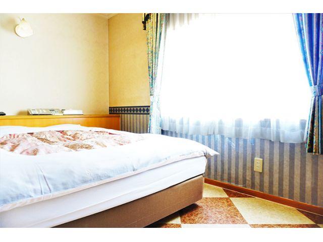 部屋タイプ2/部屋タイプ3 清潔に保たれたぬくもりのある空間