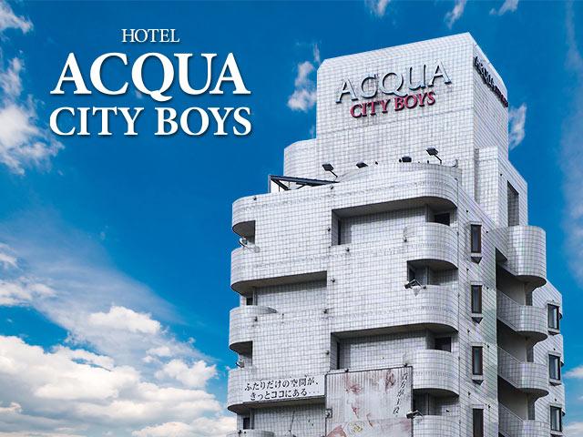 HOTEL ACQUA CITYBOYS