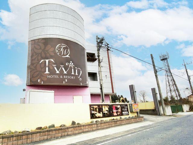 ホテル TWIN 龍ケ崎