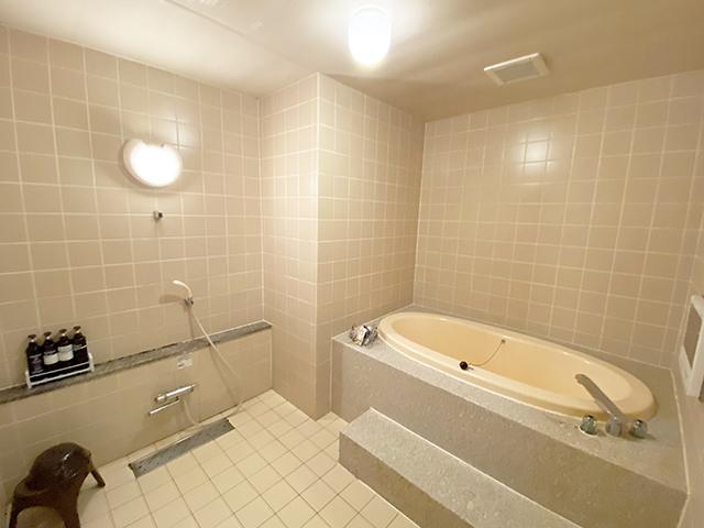 206(特室) バスルーム