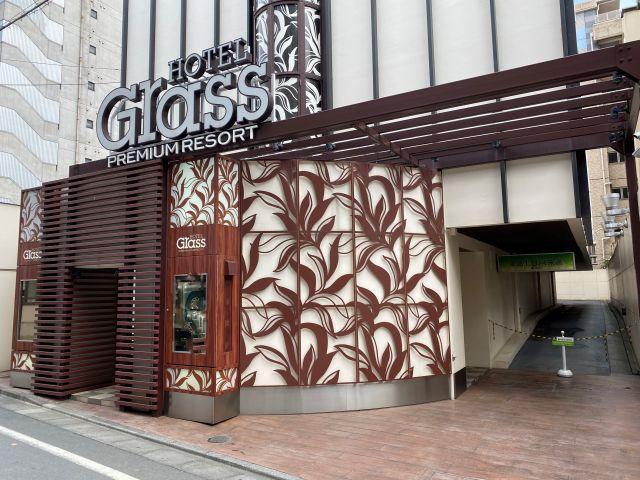 ホテル  グラス