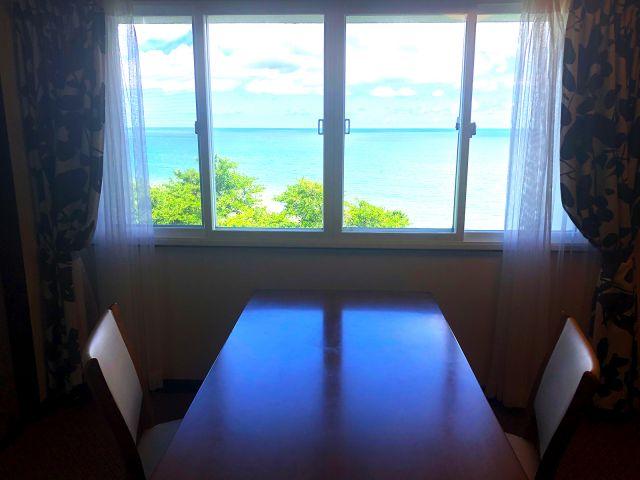 海の見えるホテル ルモント