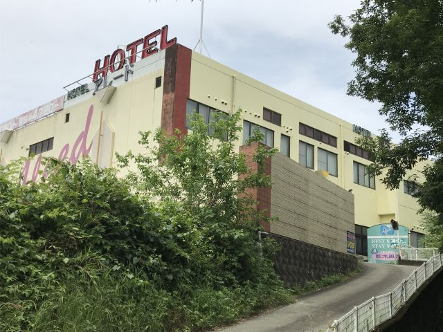 HOTEL  アレード