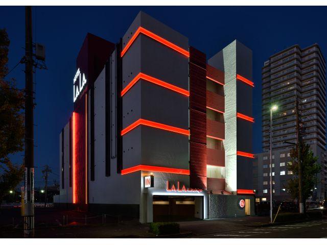 HOTEL LALA kitashiga(ホテル ララ 北志賀店)