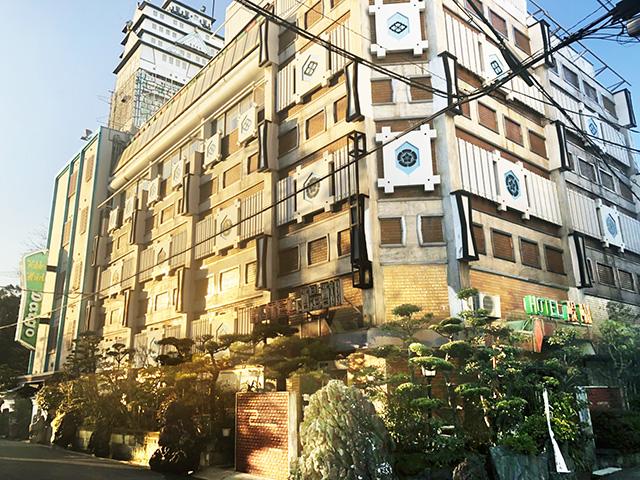 ホテル 醍醐