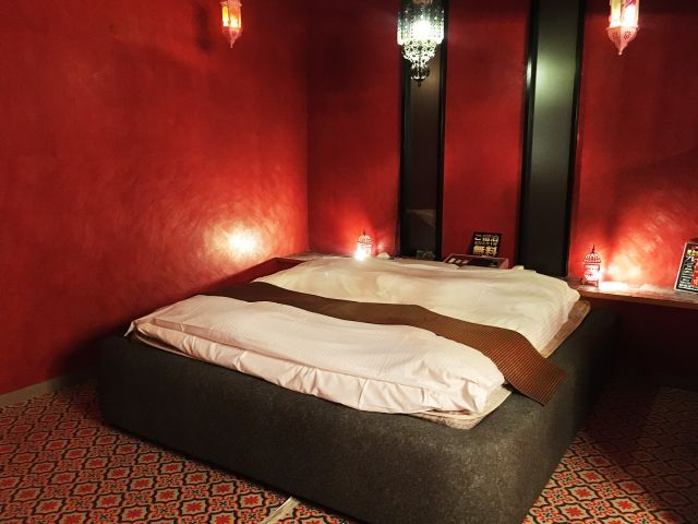 217 ベッドスペース