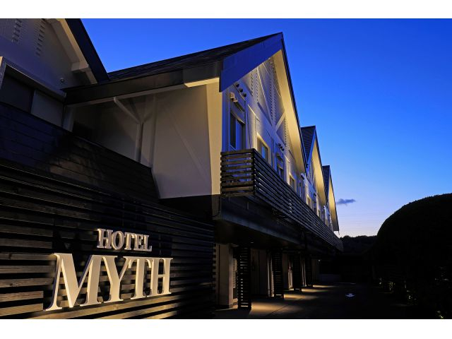 HOTEL MYTH F-1【旧ホテルフレンド】