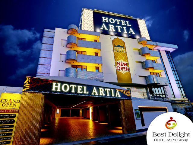 HOTEL ARTIA 名古屋店 * BestDelightグループ *