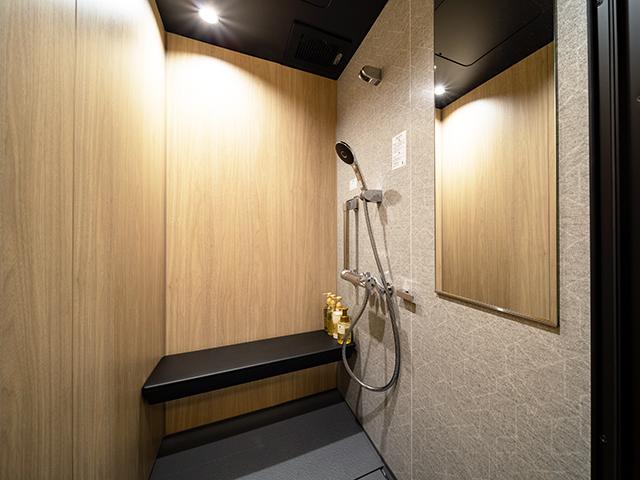 スタンダード タイプ シャワールーム