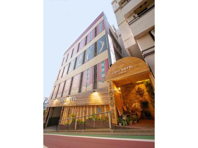 LOFT  HOTEL  TOKYO