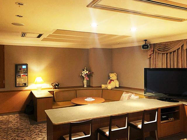 702号室 リビングルーム