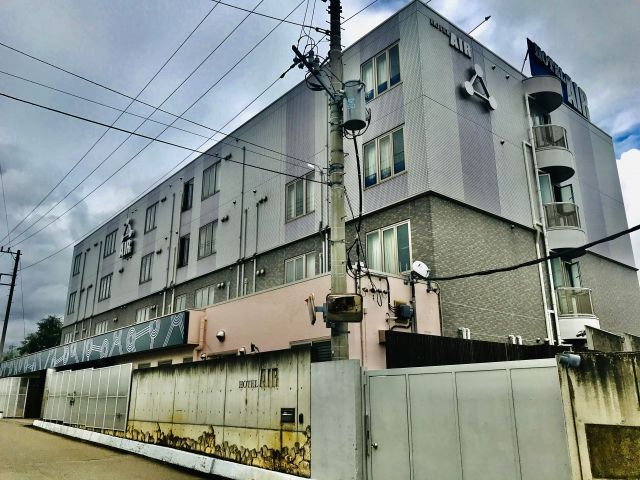HOTEL AIR韮崎