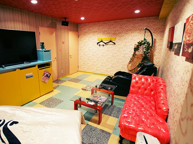 503 B-type ベットルーム