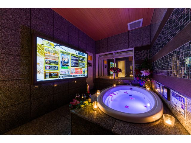 107号室 浴室