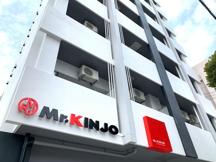 Mr.KINJO in MATSUYAMANNA