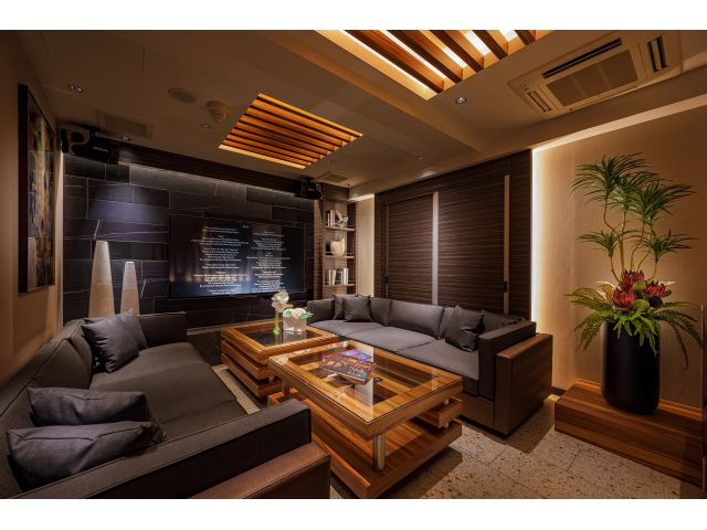 605【COCO Suite】 リビングルーム