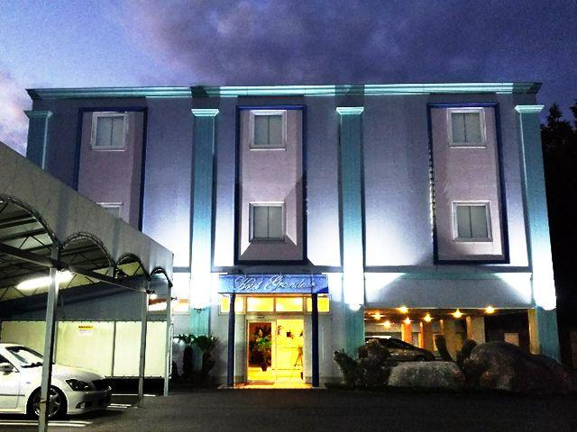 ホテル  グランドール