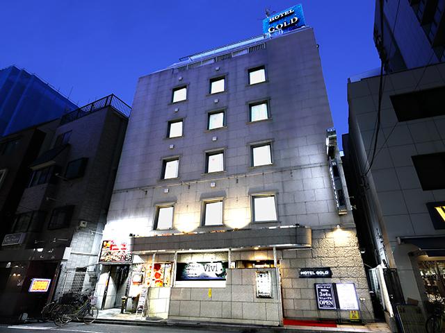 HOTEL GOLD 川崎