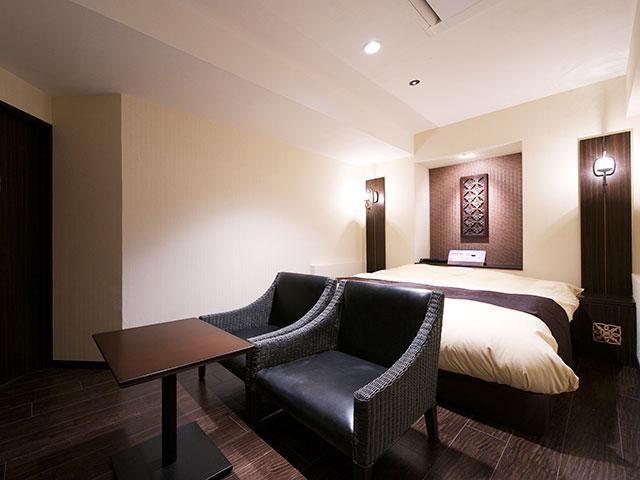 301/207 リーズナブル&バリ風のお部屋