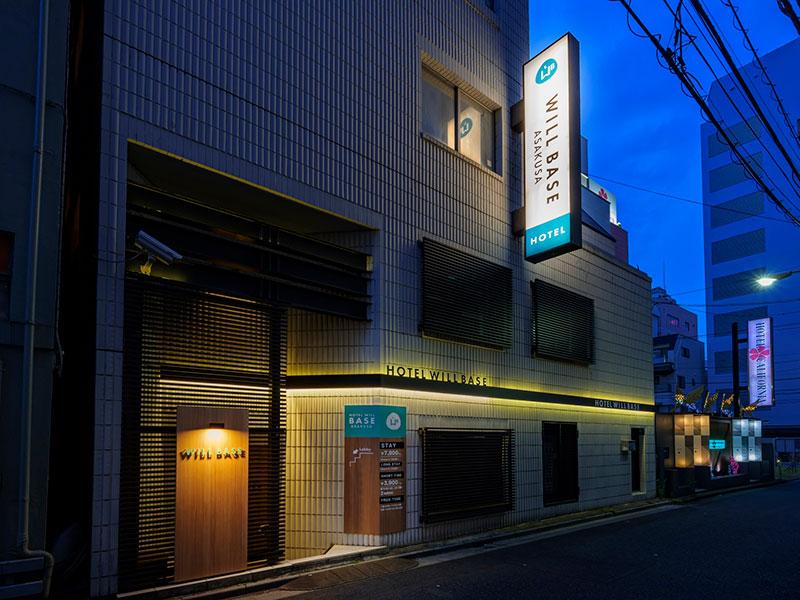 ホテル モニカ浅草