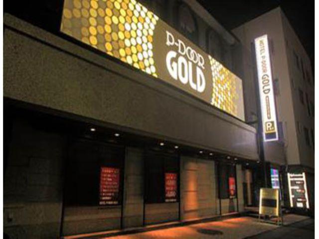 P-DOOR GOLD(ピードア ゴールド)