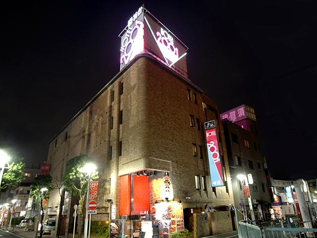 ホテル 2001