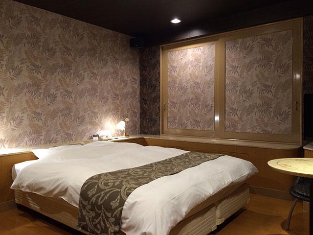 ホテル ロテル・デ・フルール京極