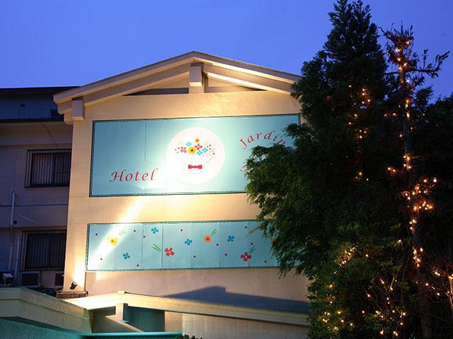 ホテル ジャルダン・フルール外観