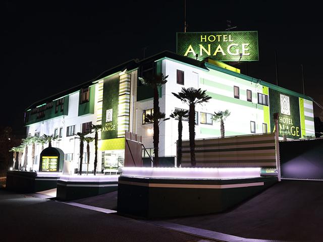ホテル アナージェ香芝店(旧ティンカーベル)