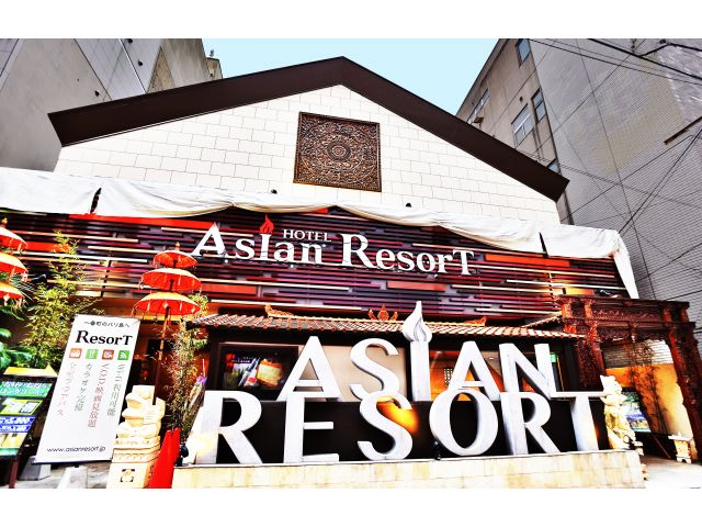 HOTEL ASIAN RESORT