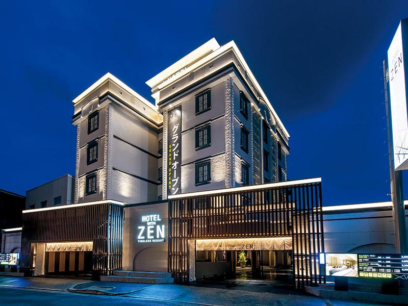 HOTEL ZEN 平野店(旧サリリゾート松原インター店)