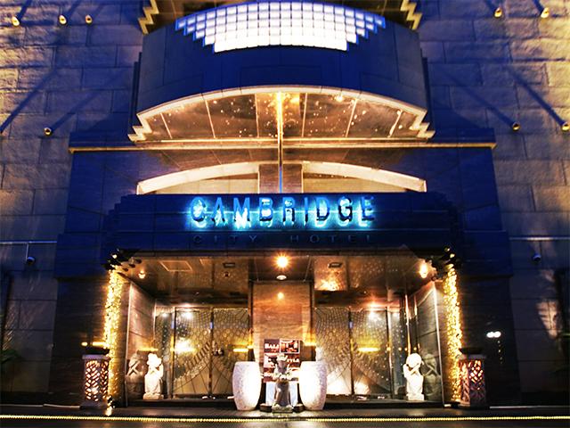 HOTEL  CAMBRIDGE ( ホテル  ケンブリッヂ )