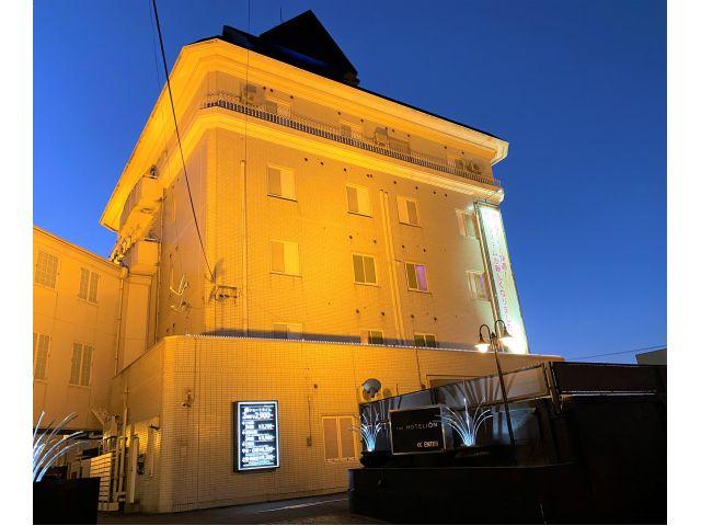 六丁の目のTHE HOTELION
