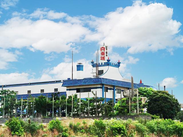 レジャーホテル 白亜城(ハクアジョウ)