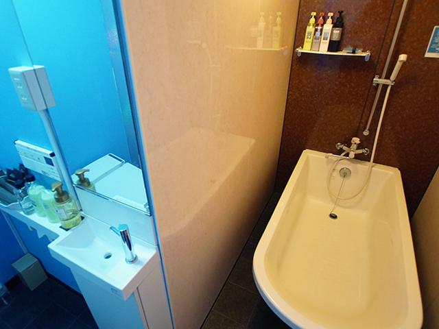 501 バスルーム