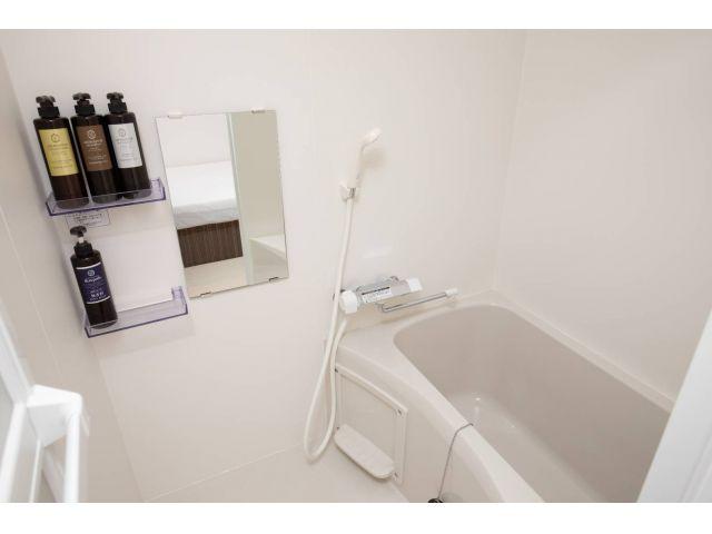 ベッドルーム/バスルーム バスルーム