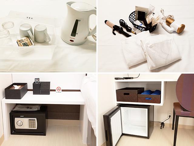 ベッドルーム/設備・アメニティ 設備・アメニティ