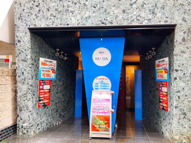 ホテル NUDA