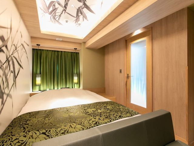 露天風呂付きのお部屋 港区女子も喜ぶ、和の露天風呂