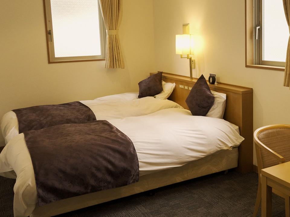 客室② ツインルーム