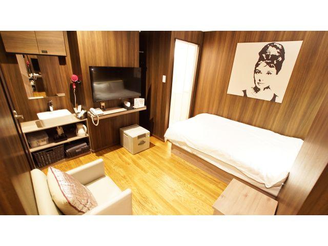 客室② 13号室(ベッドルーム)