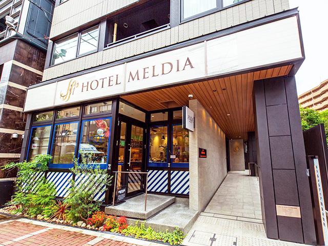 ホテルメルディア四条河原町
