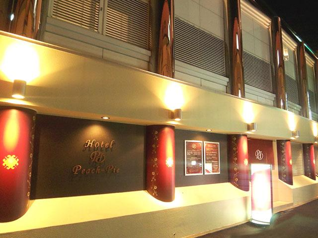 ホテル ピーチパイ